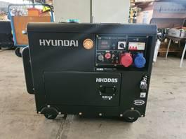 generator Hyundai HHDD85 7.9 KVA 2018