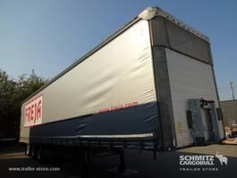 mega-volume oplegger Schmitz Cargobull Semitrailer Curtainsider Mega 2014