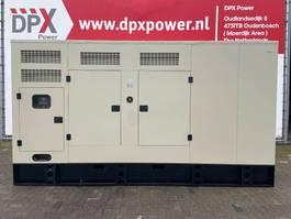 generator Ricardo K25G748D - 550 kVA Generator - DPX-19718 2021