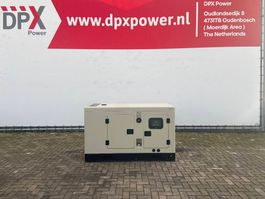 generator Ricardo K4100ZD - 40 kVA Generator - DPX-19704 2021