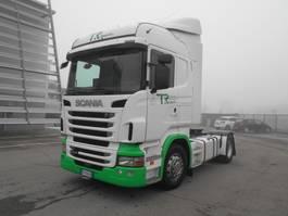 standaard trekker Scania R420 LA 4X2 MNA 2012