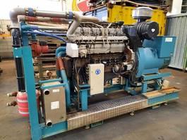 generator Scania DC1254A 2006