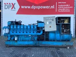 generator MTU 16V4000 - 2000 kVA (non-runner) - DPX-12335 2001