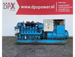 generator MTU 12V4000 - 1500 kVA (non-runner) - DPX-12334 2001