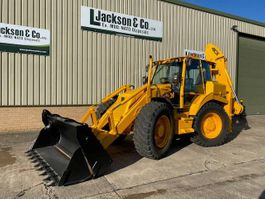 graaflaadmachine JCB 4 CX 1300 Hours only 2003