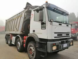 kipper vrachtwagen > 7.5 t Iveco Eurotrakker  410E44-8X4
