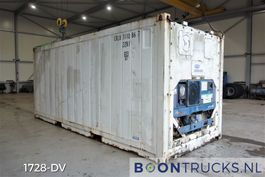 koel vries zeecontainer Hyundai 20ft REEFER CONTAINER | CARRIER THINLINE 1996