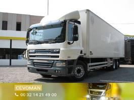 koelwagen vrachtwagen DAF CF 75 CF75.310 Frigo Chereau 2009