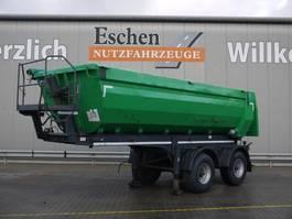 huifzeil oplegger Kempf SKM 31/2 SR, 21m³ Stahlmulde 2013