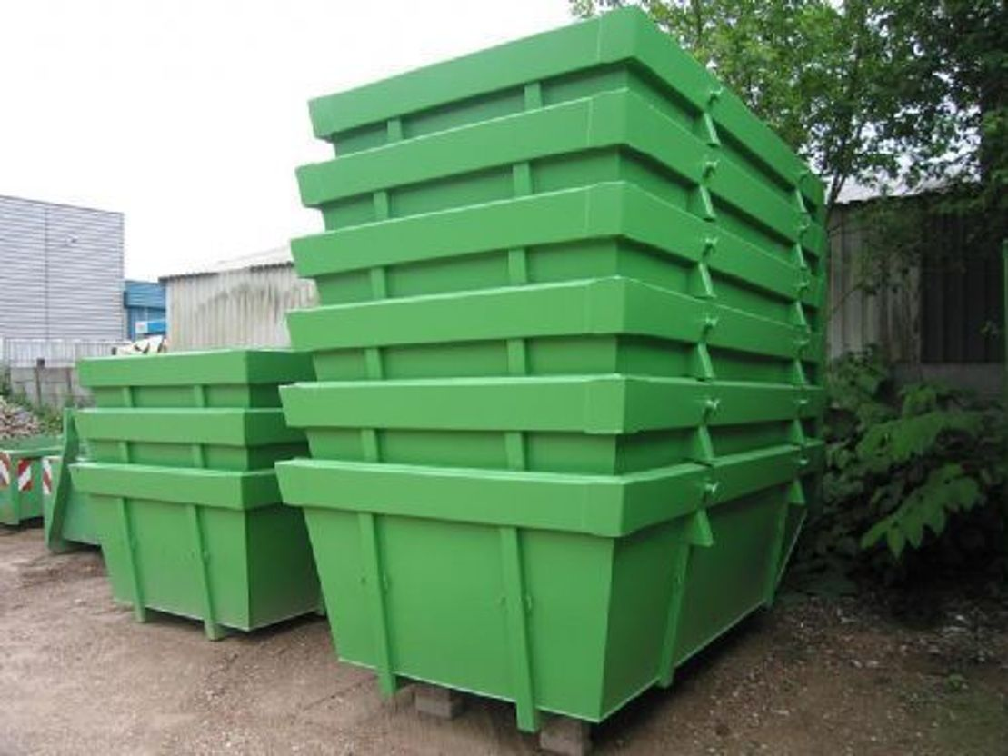 puin container Diversen