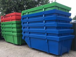 grofvuil container nw containers