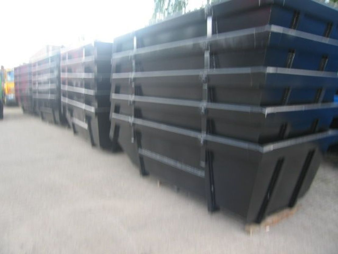 puin container Diversen CONTAINERS