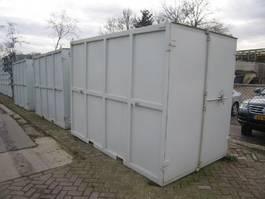 dry standaard zeecontainer