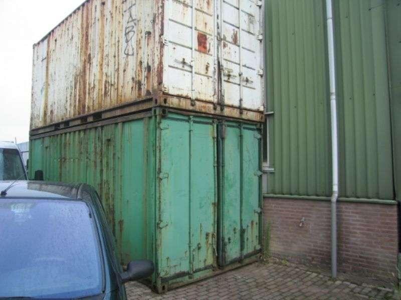 Diversen - gebruikte containers 3