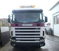 kipper vrachtwagen > 7.5 t Scania R114 6x2 Tipper 2002