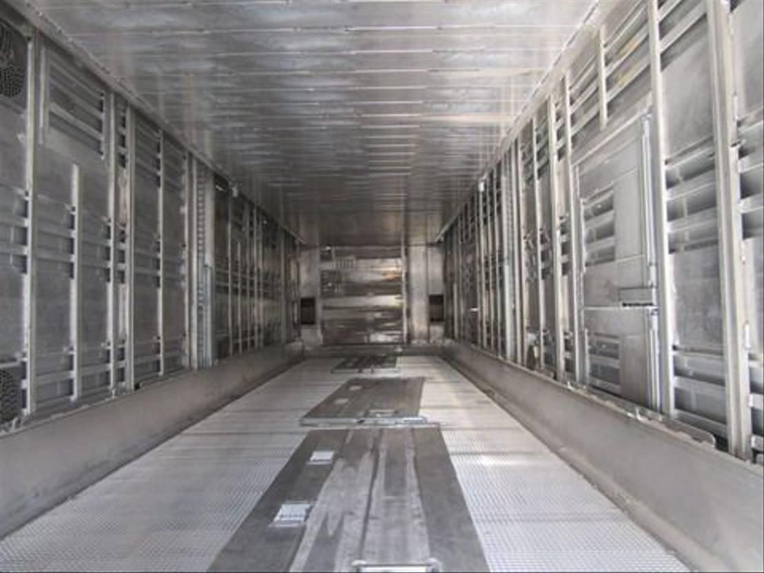 vee oplegger Pezzaioli SBA31U  Pallet deur 2019