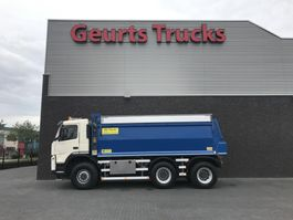 kipper vrachtwagen > 7.5 t Terberg FM 1350 WDG 6X6 MET HYVA AO KIPPER 2012