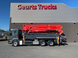 betonpomp vrachtwagen MAN TGS 26.440 6X4 CIFA K35L-XZ 35 METER CONCREET PUMP/BETONPOMP/ BETONPUMPE 2013