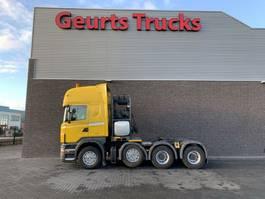 zware last trekker Scania R 500 LA 8X4 /4 HNC 4X VORHANDEN