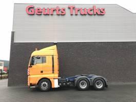 zware last trekker MAN TGX 26 6X4 TRACTOR 2008