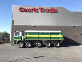 kipper vrachtwagen > 7.5 t Ginaf X 5350 TS 2012