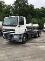 containersysteem vrachtwagen DAF CF85-380 6x4  MANUAL SPRING SUSPENSION 2003