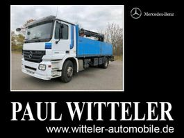 kraanwagen Mercedes-Benz Actros 1832L,M-Fhs,Klima,AHK,Kran+Zange, 330 TKM