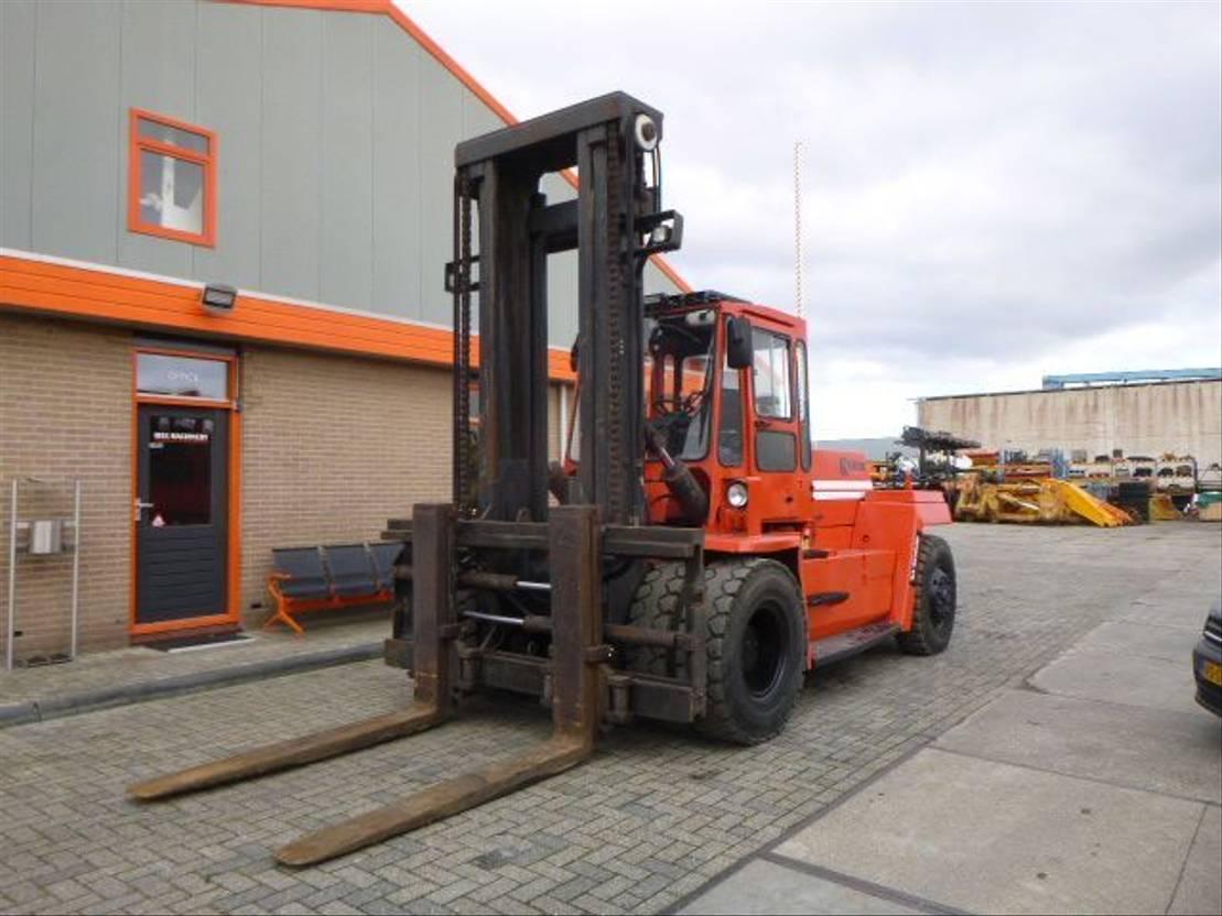 vorkheftruck Kalmar DC16-900 1995