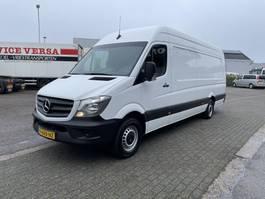 gesloten bestelwagen Mercedes-Benz SPRINTER 2018