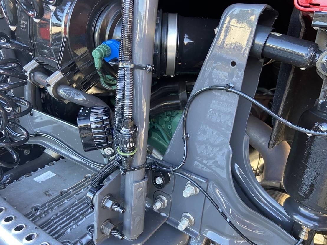 standaard trekker Volvo FH 500 RETARDER FULL OPTIONS 2016