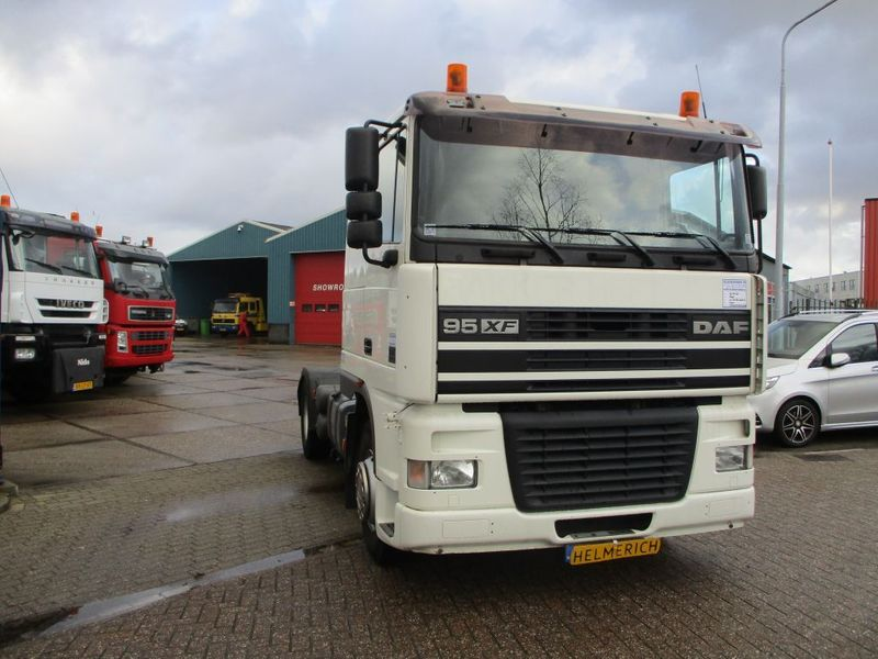 DAF - 95 XF 380 EURO 2 ONLY 222.912 KM LIKE NEW 1