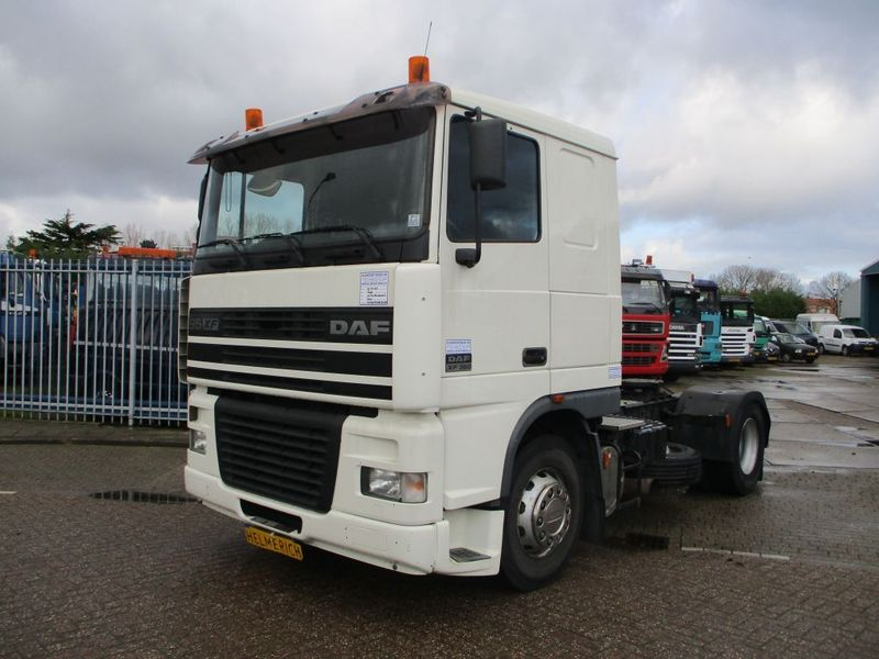 DAF - 95 XF 380 EURO 2 ONLY 222.912 KM LIKE NEW 2