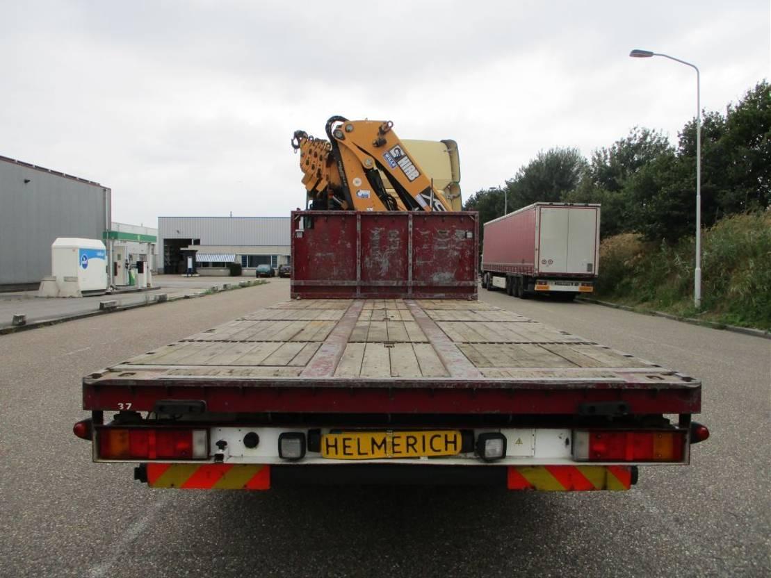 kraanwagen DAF 85 CF 410 EURO 5 2007