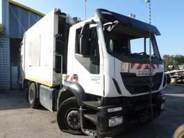 vuilniswagen vrachtwagen Iveco Stralis 2014