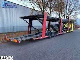 auto transporter aanhanger Lohr Middenas Eurolohr Car transporter, Winch, combi 2005