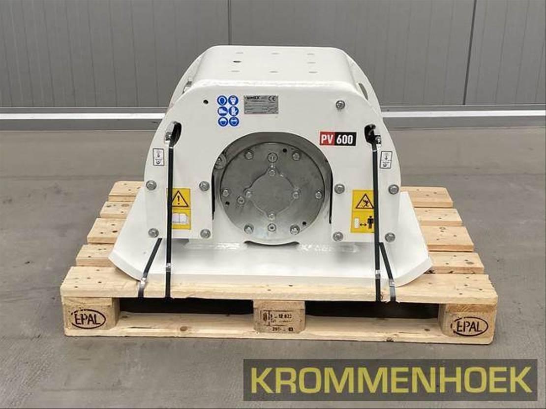 roller Simex PV 600 2020