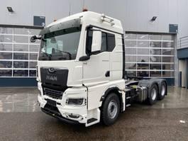 zware last trekker MAN New Generation TGX 33.510 6x4 BLS-GM met kipinstallatie 2021