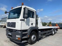 takelwagen-bergingswagen-vrachtwagen MAN TGA 2007
