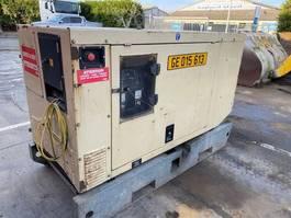 generator Ingersoll Rand G16 2001