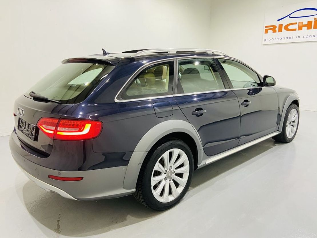 stationwagen Audi A4 allroad 2.0 TDI 120KW Quattro / Automaat / Panorama / PDC / Navi / Le... 2013