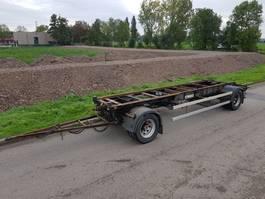 container chassis aanhanger Van Hool Container Aanhangwagen 7 meter 1994