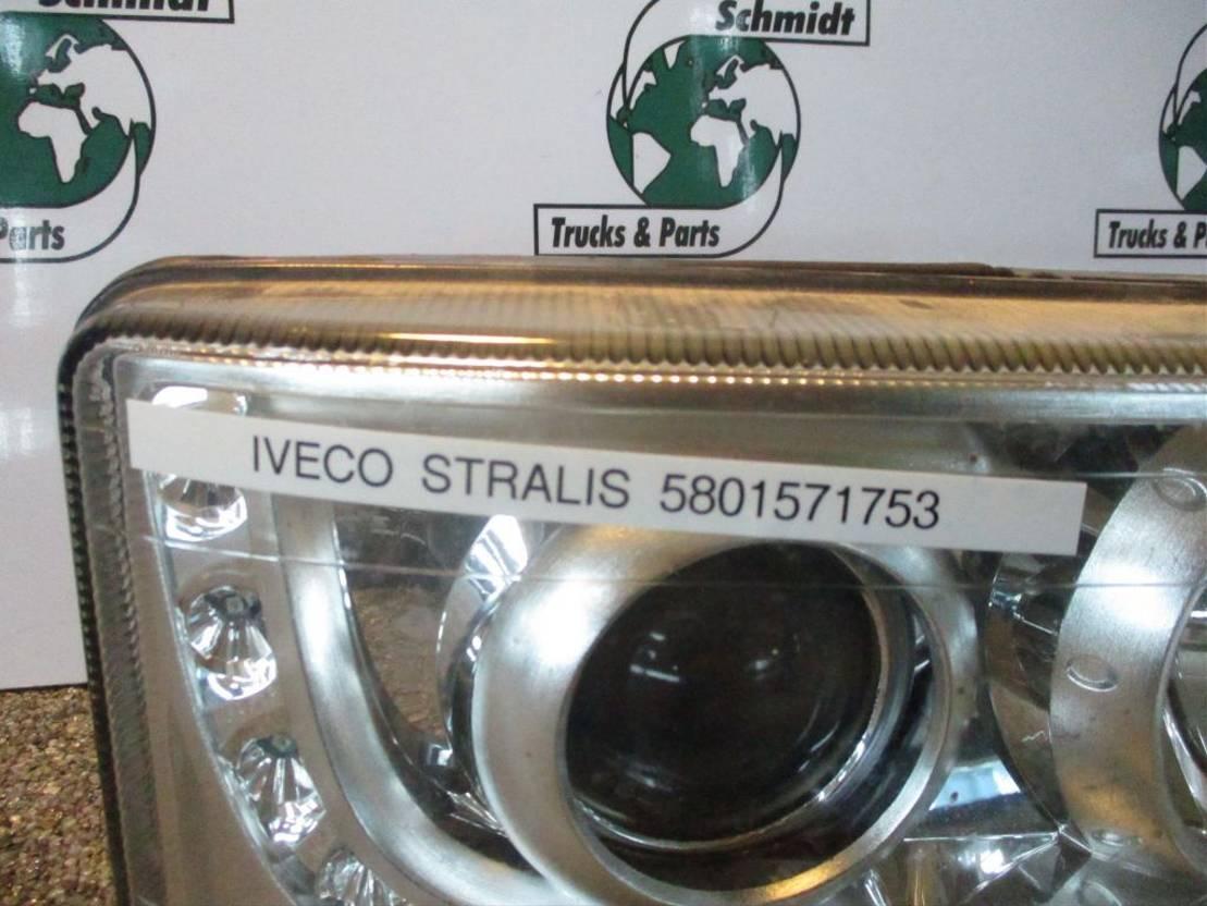 Koplamp vrachtwagen onderdeel Iveco 5801571753 KOPLAMP RECHTS NIEUW!