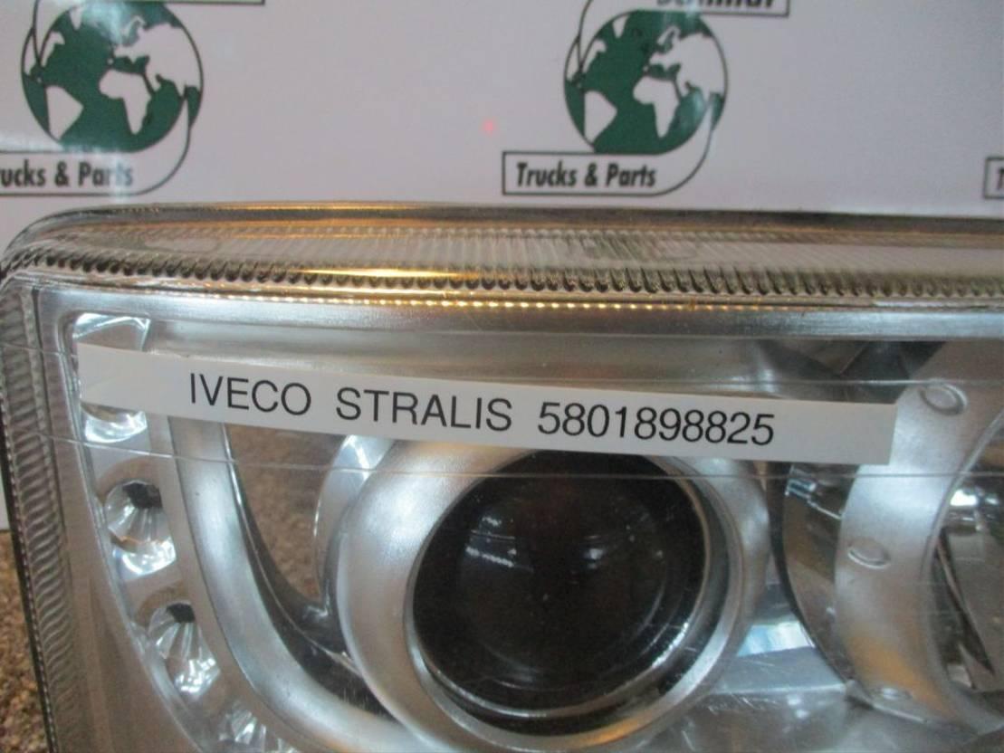Koplamp vrachtwagen onderdeel Iveco 5801898825 KOPLAMP RECHTS NIEUW