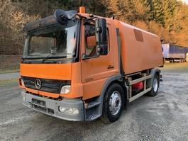Veegmachine vrachtwagen Mercedes-Benz 1324 Atego ** Schörling Cityfant 60 ** 2007