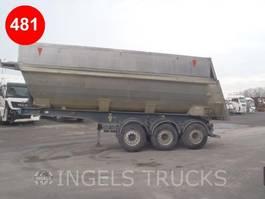 kipper oplegger Stas S339CX tipper semi trailer 2005