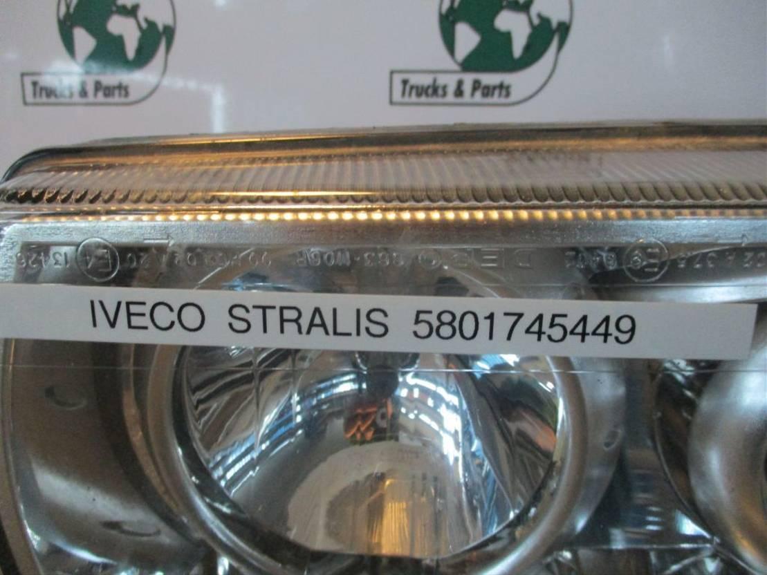 Koplamp vrachtwagen onderdeel Iveco 5801745449 KOPLAMP LINKS NIEUW!