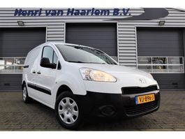 gesloten bestelwagen Peugeot Partner 120 1.6 e-HDI L1 XT Profit + 90 PK | Airco | Dealer onderhouden ... 2014