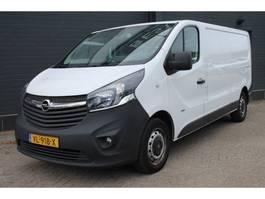 gesloten bestelwagen Opel Vivaro 1.6 CDTI L2H1 - Airco - Navi - Cruise - € 7.950,- Ex. 2015