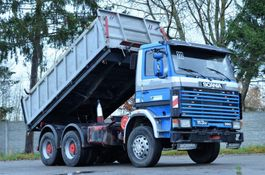 kipper vrachtwagen > 7.5 t Scania SCANIA 113H 380 1992