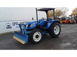 standaard tractor landbouw New Holland TT4.55 2016